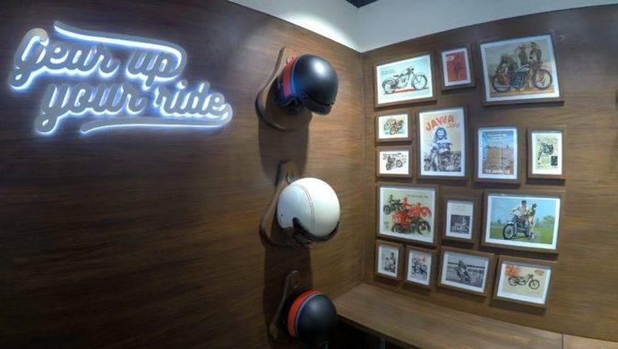 Jawa Dealership Pune