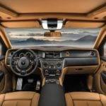 Rolls-Royce Cullinan Interior and Dashboard