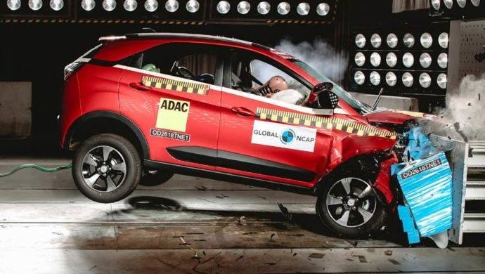 Tata Nexon - Global NCAP Crash Test