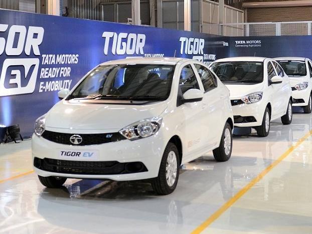 Tata Tigor EV