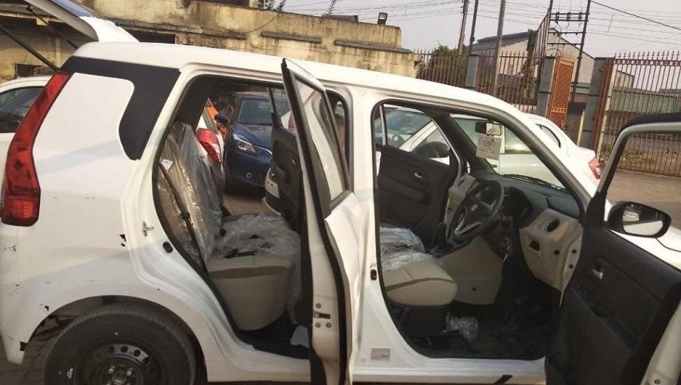 2019 Maruti Suzuki WagonR Doors