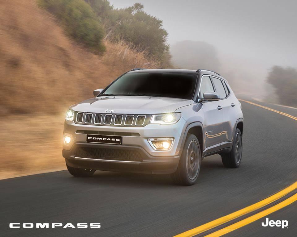 Off-Road Car - Jeep Compass