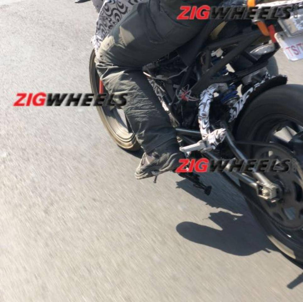 Tork T6X Spied Testing In India