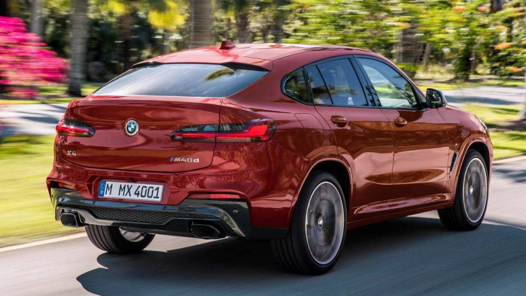 New 2019 BMW X4 launched in India