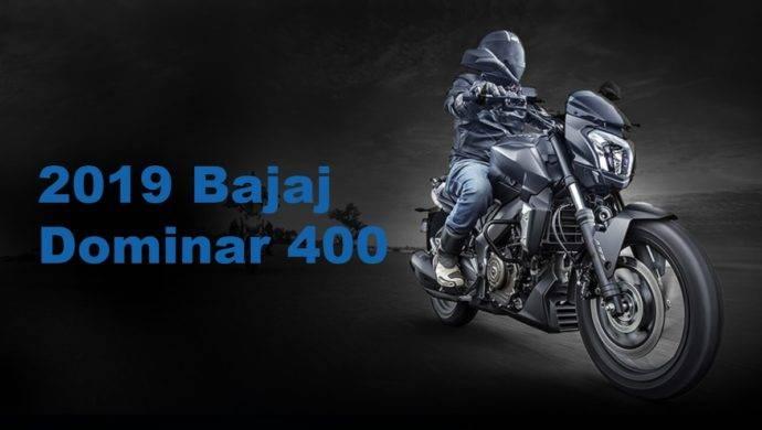 2019 Bajaj Dominar 400