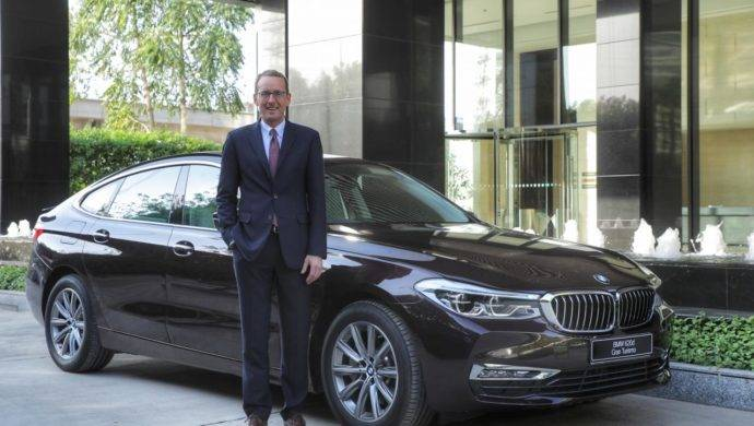 BMW 6 Series 620d Launched in India