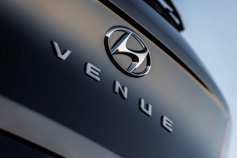 Hyundai Venue name teaser