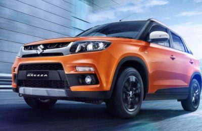 Maruti Suzuki Vitara Brezza Official Image