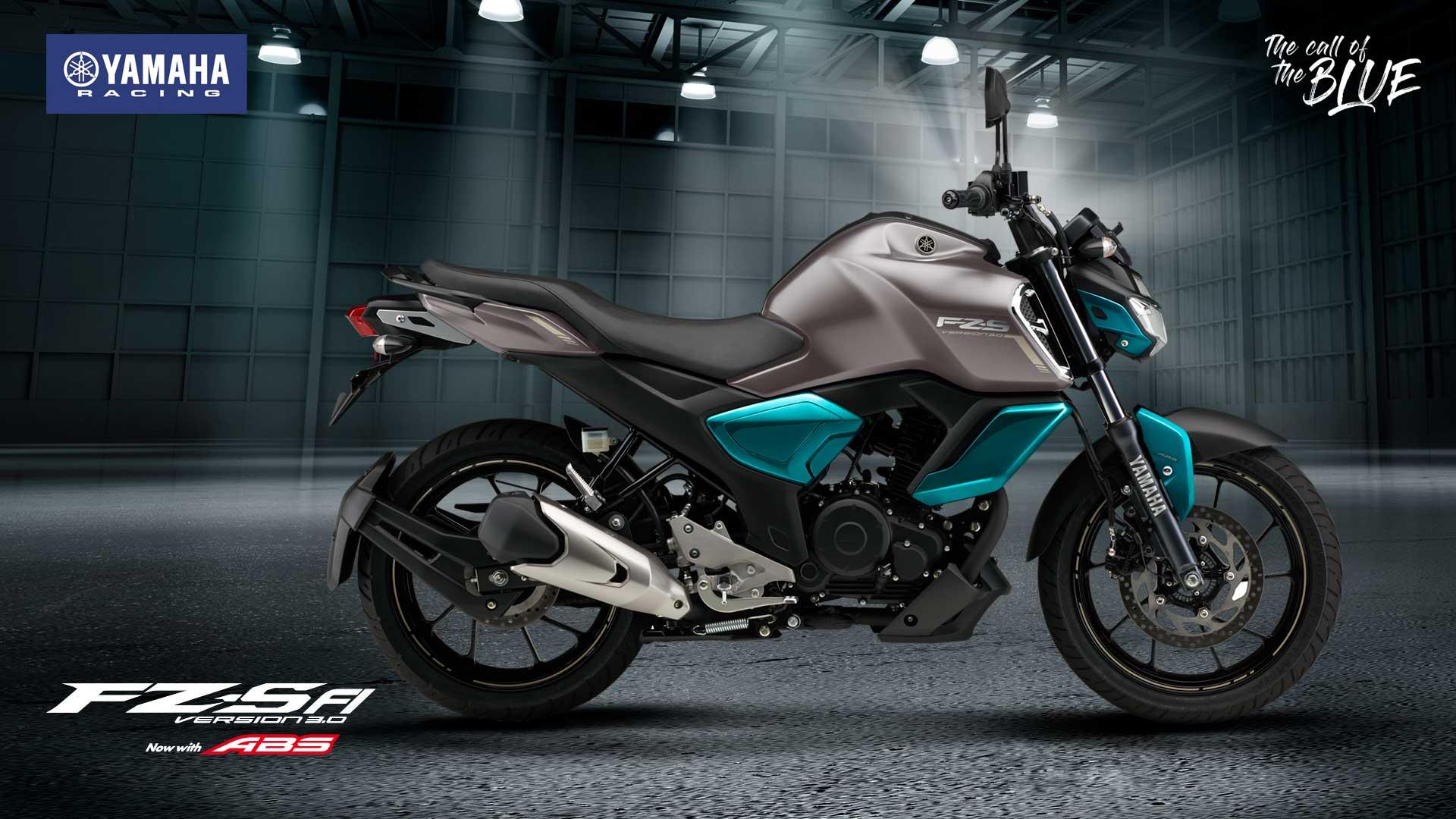 New Bike - 2019 Yamaha FZS-FI
