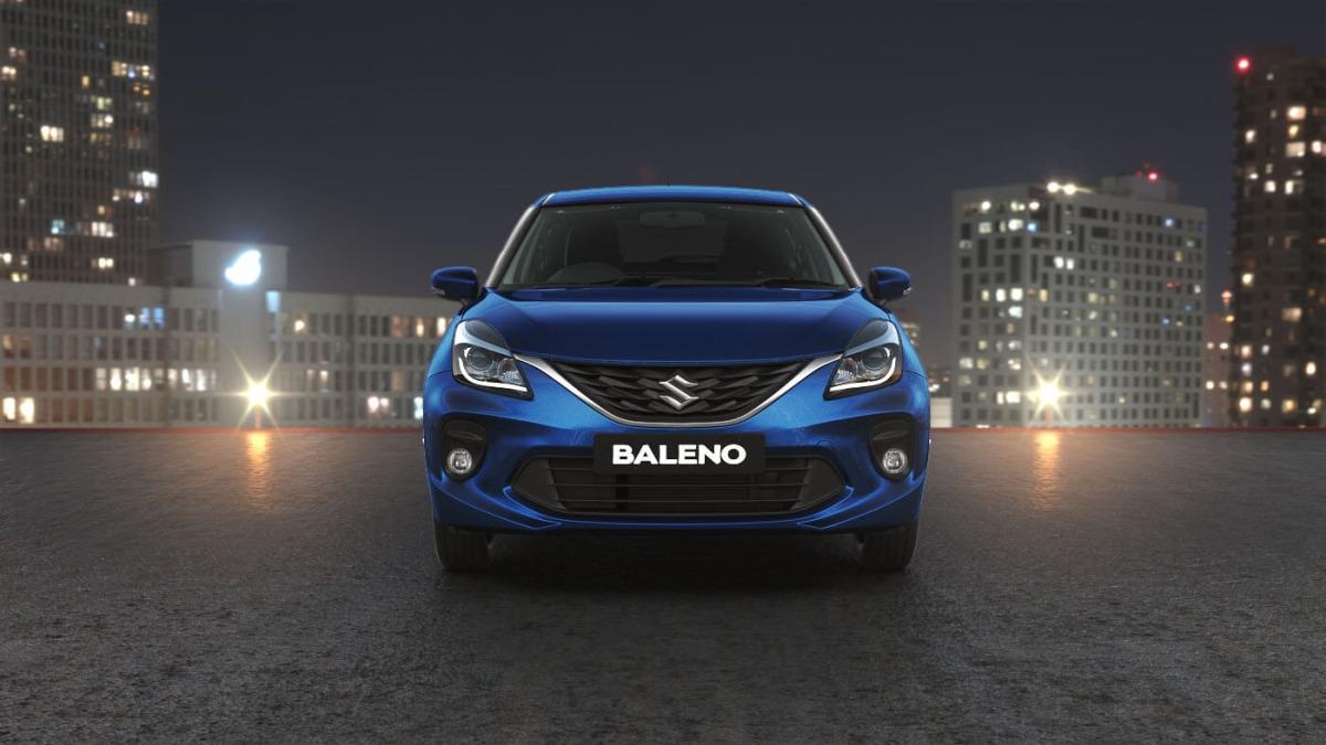 New Maruti Suzuki Baleno 2019 Front View
