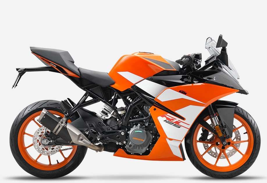 new bike - 2019 KTM RC 125