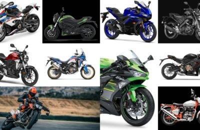 new bikes in india
