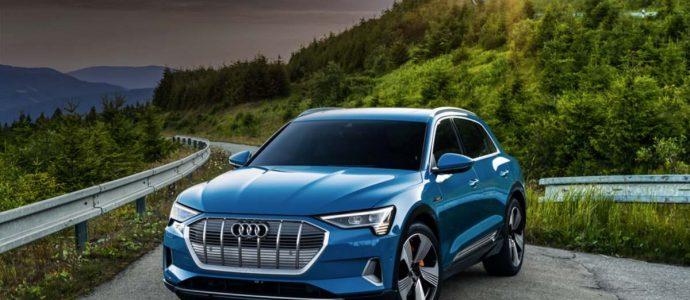 Five Stars For Audi e-tron