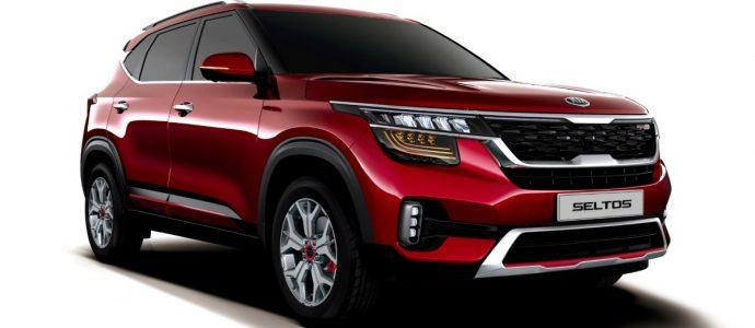 Kia Seltos Compact SUV