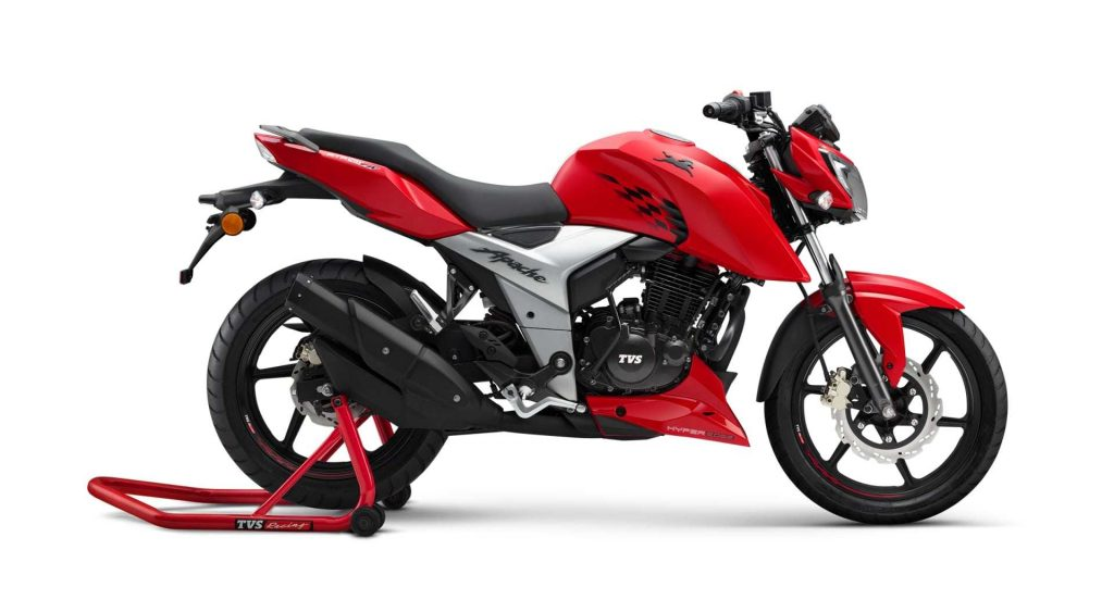 Types of Motorcycles #2 - Commuter - TVS Apache RTR 160