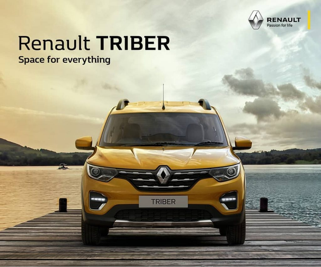 renault triber india 2019