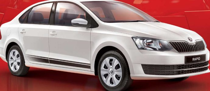 Skoda Rapid Rider Limited Edition