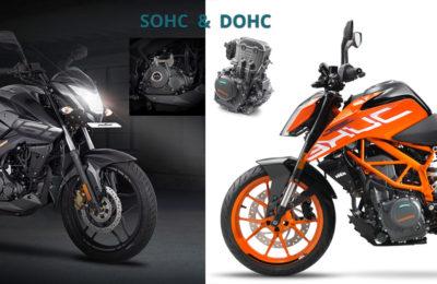 Sohc And Dohc Engines