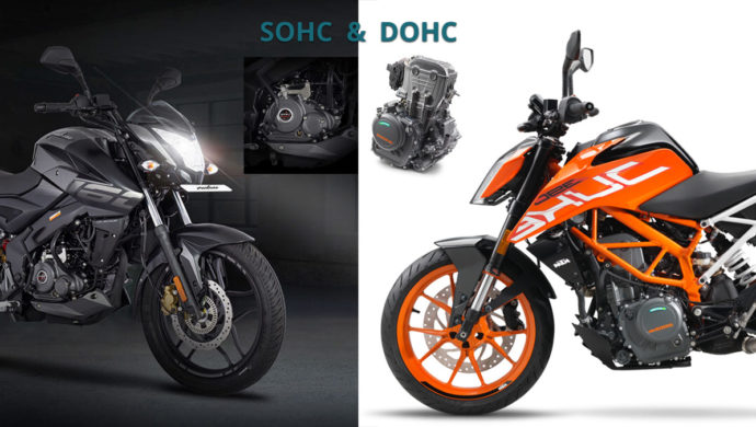 Sohc And Dohc Engines