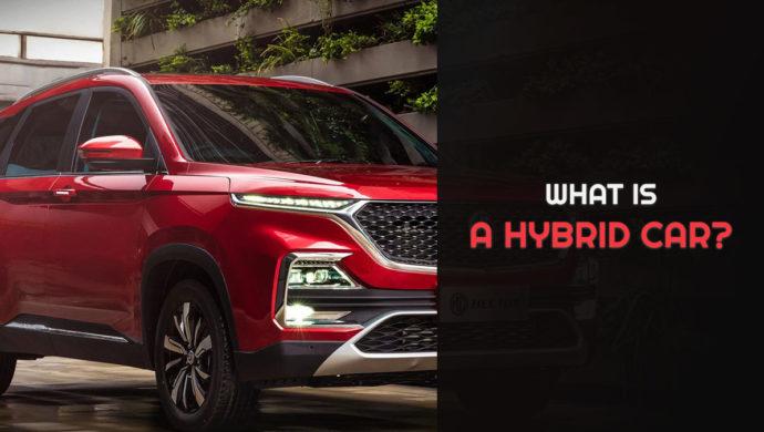 What Is Hybrid Car