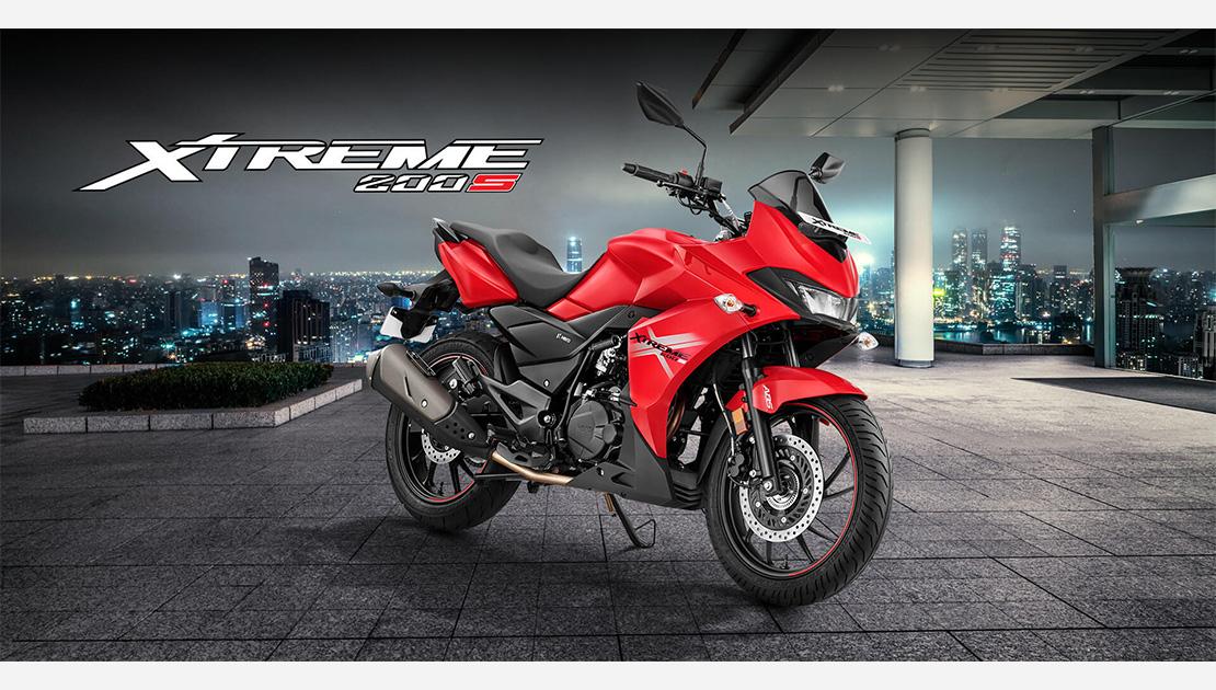 Hero Xtreme 200s