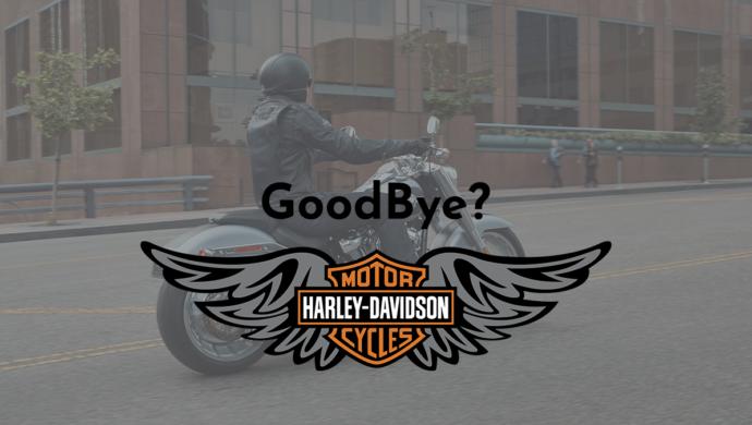 Harley Davidson May Exit India
