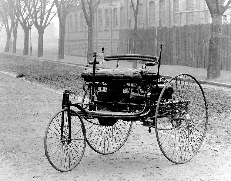 First Car In The History Of Automobiles