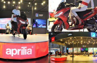 Aprilia Sxr 160 Launching Soon