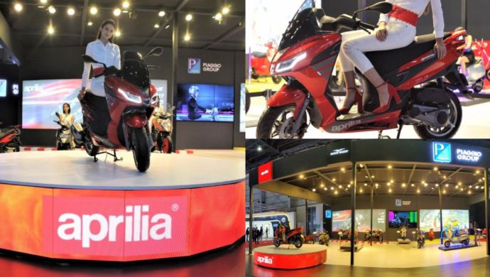 Aprilia Sxr 160 Launching Soon
