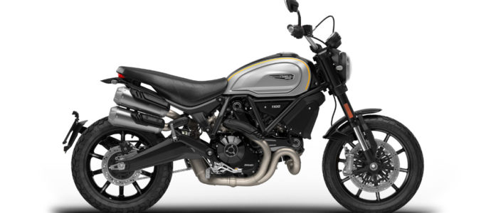 Ducati Scrambler 1100 Pro Bs6