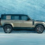 Land Rover Defender Suv Side View