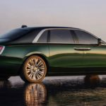 Rolls Royce Ghost Extended 2021 India