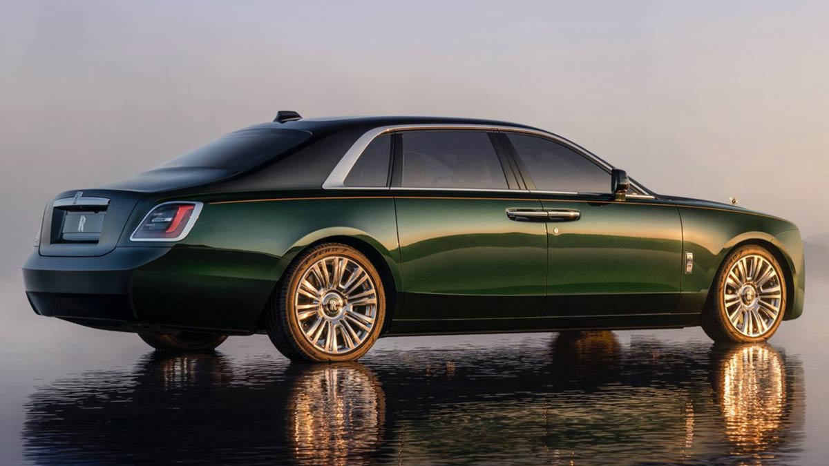 Rolls Royce Ghost Extended Introduced In India - Toento