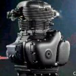 Royal Enfield Meteor 350 Leaked Brochure Engine