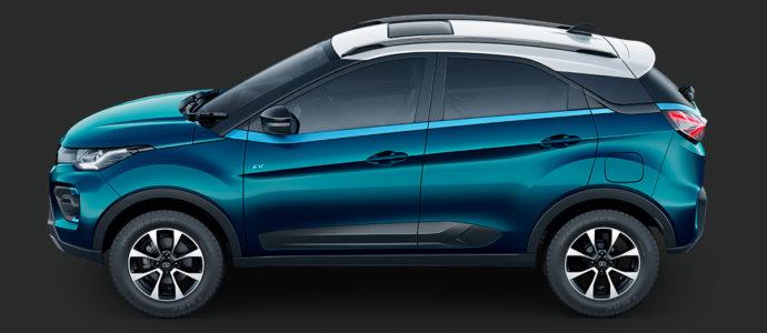 Tata Nexon Electric Vehicle