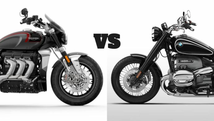 Triumph Rocket 3 Gt Vs Bmw R18