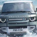 Upcoming Land Rover Defender Suv
