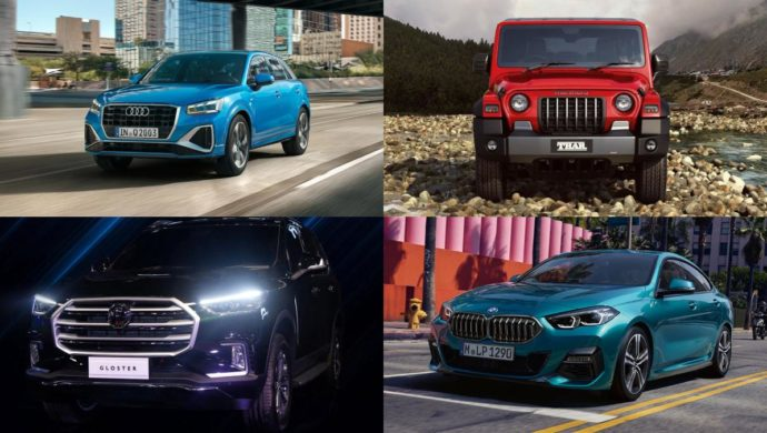 5 Hot Car Launches In October