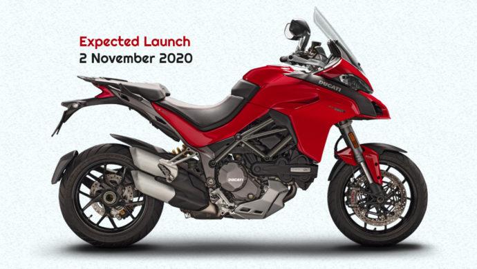 Ducati Multistrada 950 S India Launch