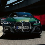 Front View Of 2021 Bmw 4 Series Soft Top Convertible