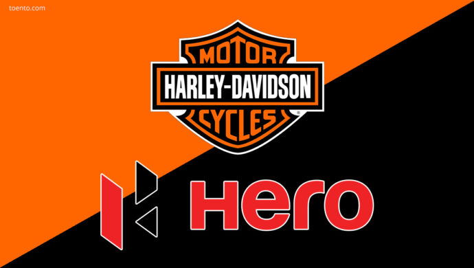 Hero Motocorp And Harley Davidson Joined Hands