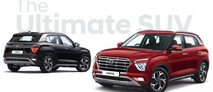Hyundai Creta Crosses 2 Lakh Cumulative Exports Mark