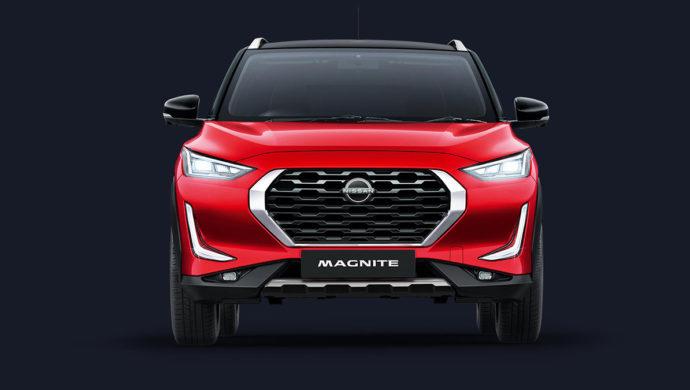 Sub Compact Suv Nissan Magnite