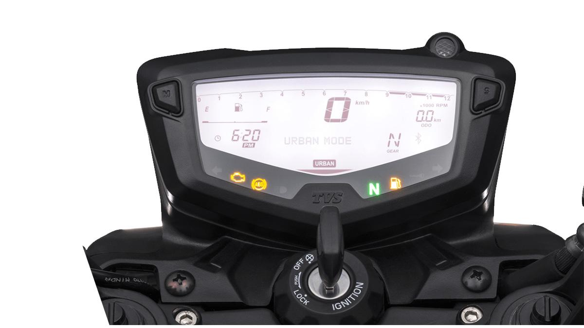 Apache Rtr 200 4v Modes