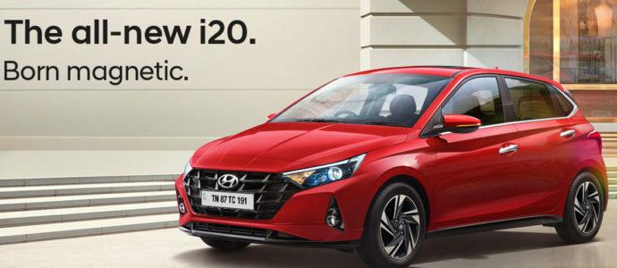 Hyundai I20 India 2020