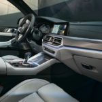New X5 M Competition Driving Seat