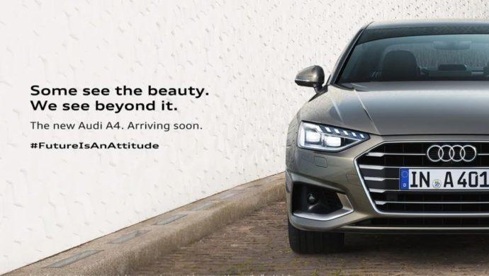 2021 Audi A4 India