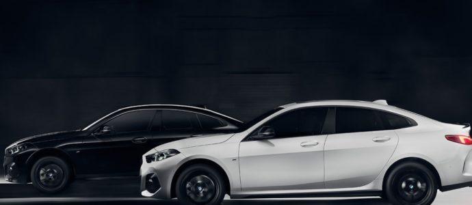 Bmw 2 Series Gran Coupe 'black Shadow' Edition