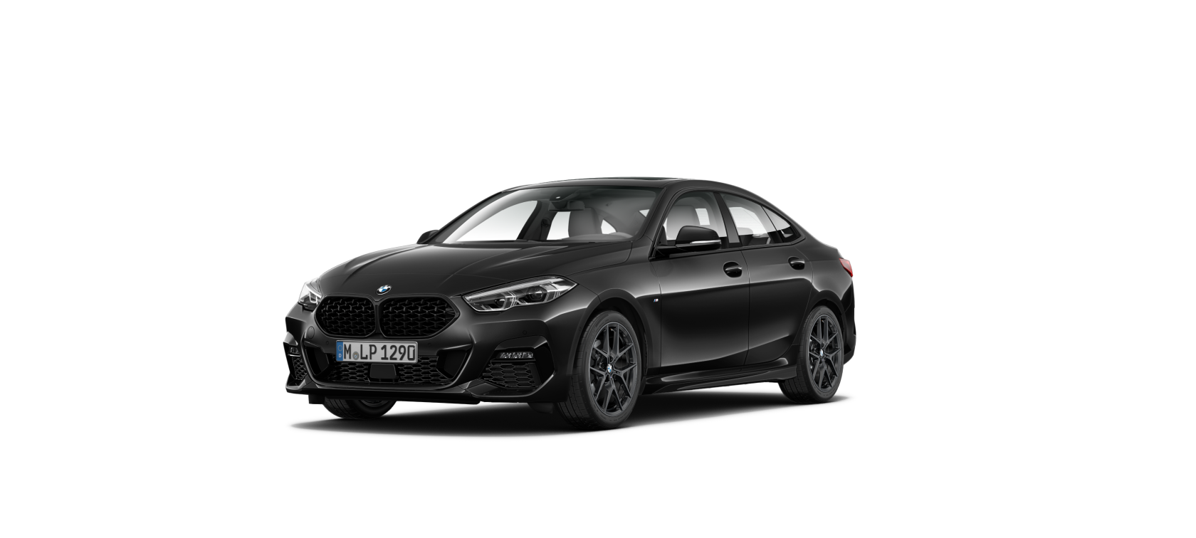 Bmw 2 Series Gran Coupe Black Shadow Edition Launched In India Toento