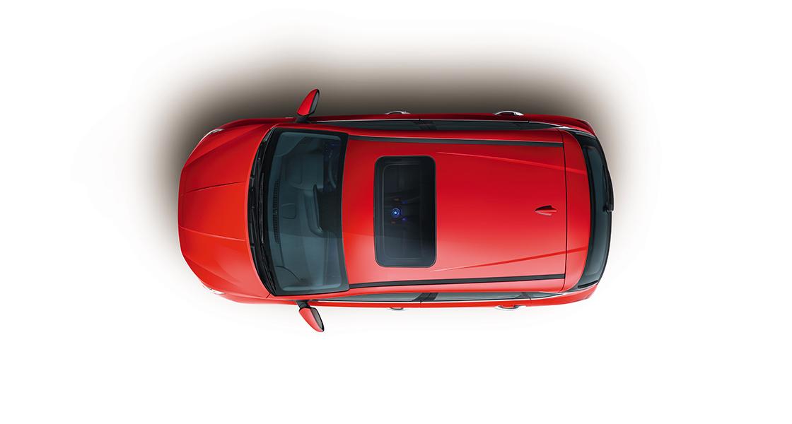 Hyundai I20 Premium Hatchback 2020 Top View
